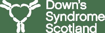 Down's Syndrome Scotland | Tale A Step Forward Logo